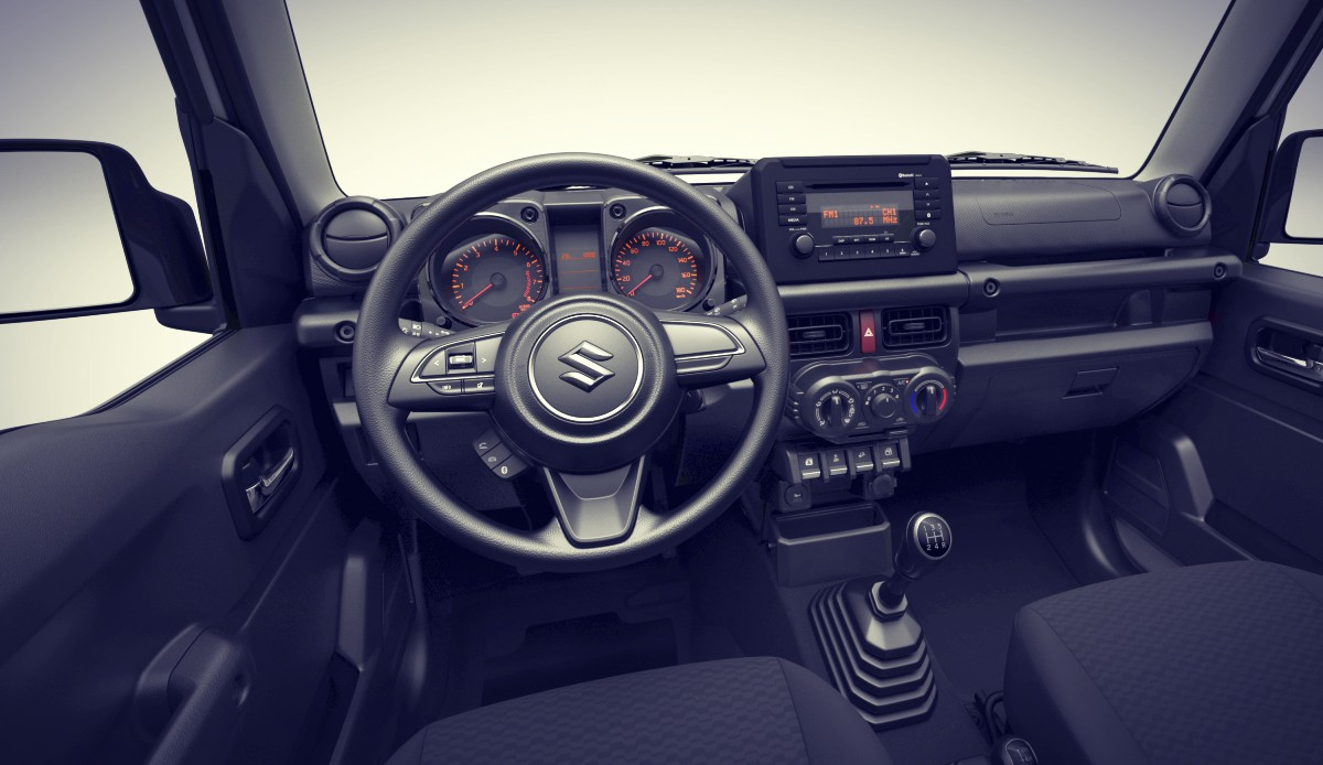 2021 Suzuki Jimny Lite 2