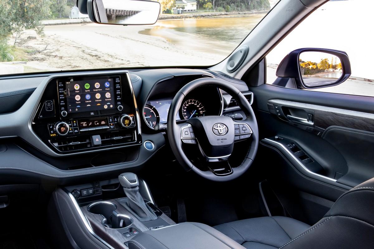 2021 Toyota Kluger 6