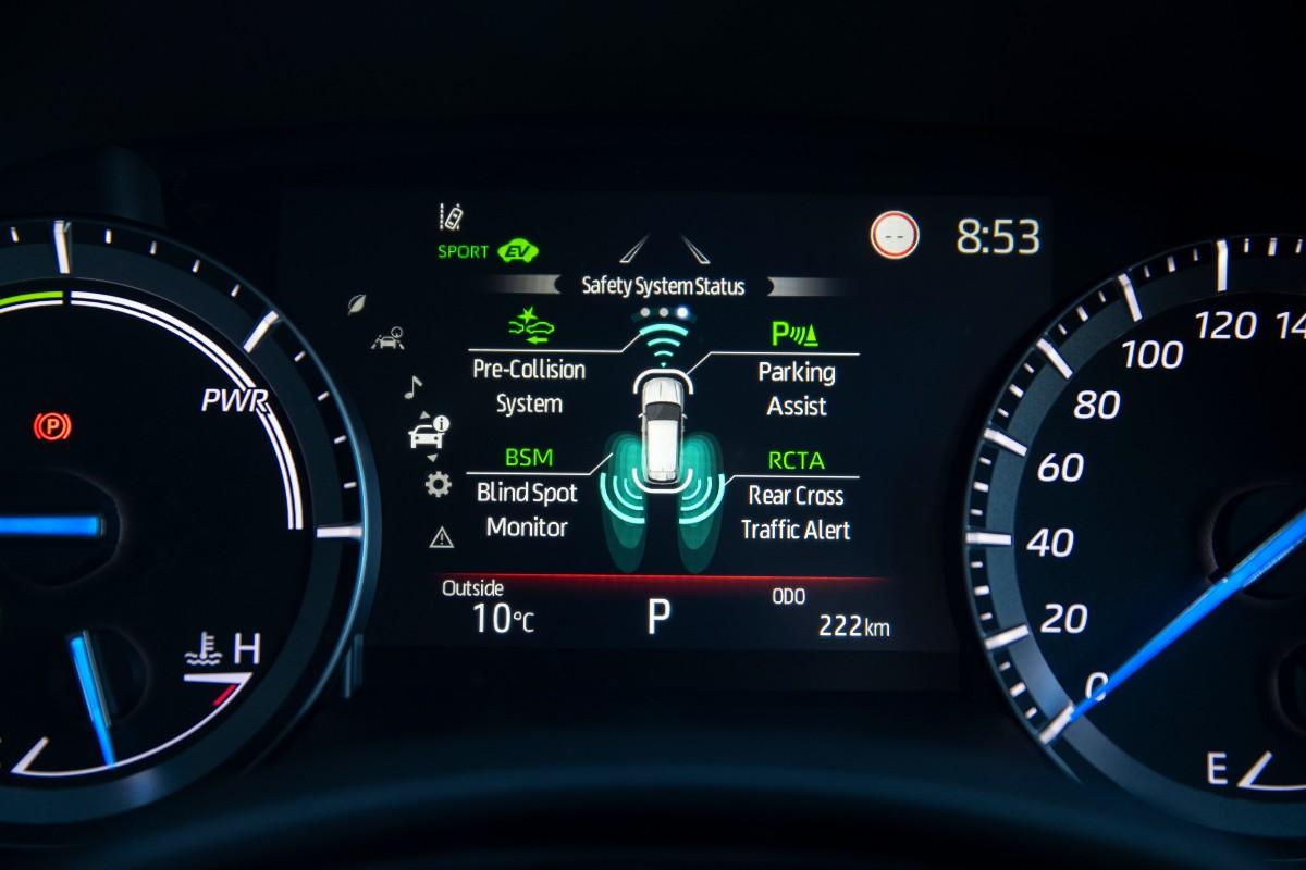 2021 Toyota Kluger 7