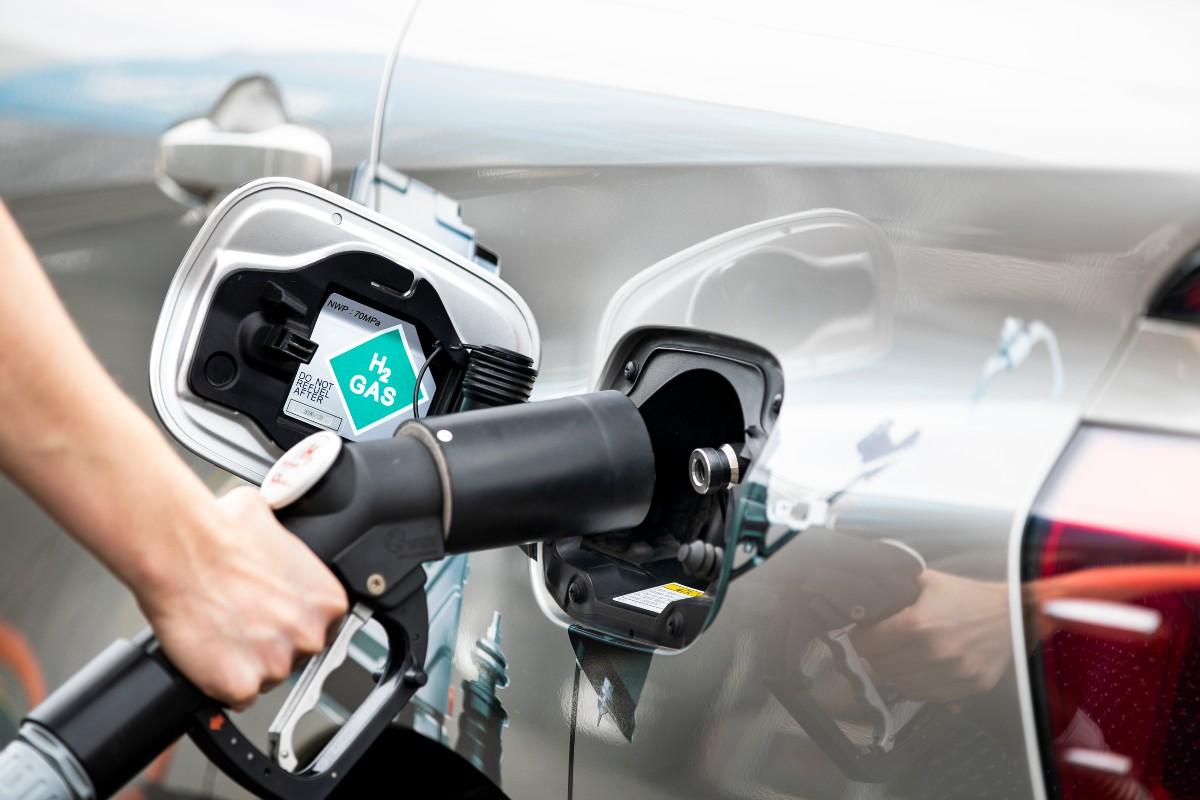 2021 Toyota Mirai FCEV to CSIRO 1