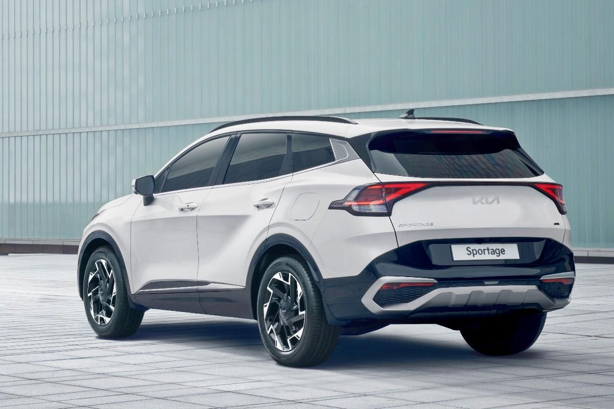 2021 all new Kia Sportage