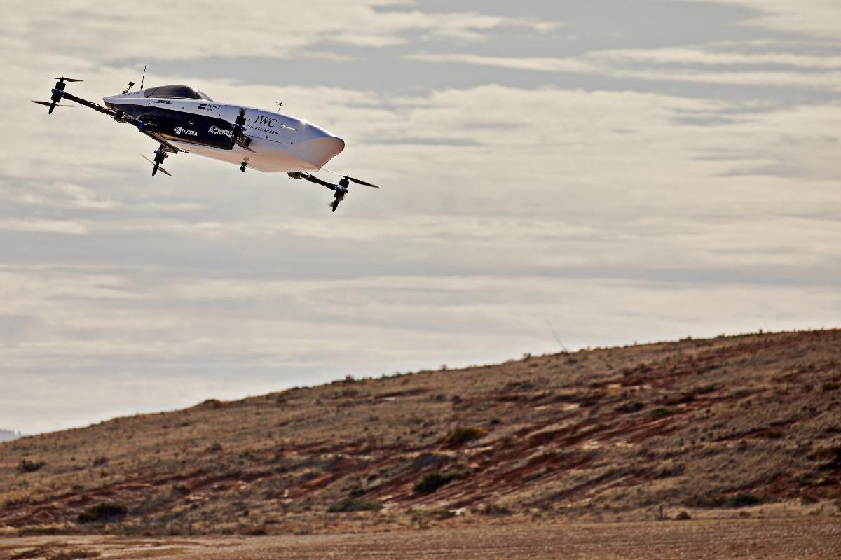 Airspeeder Alauda Mk3 4