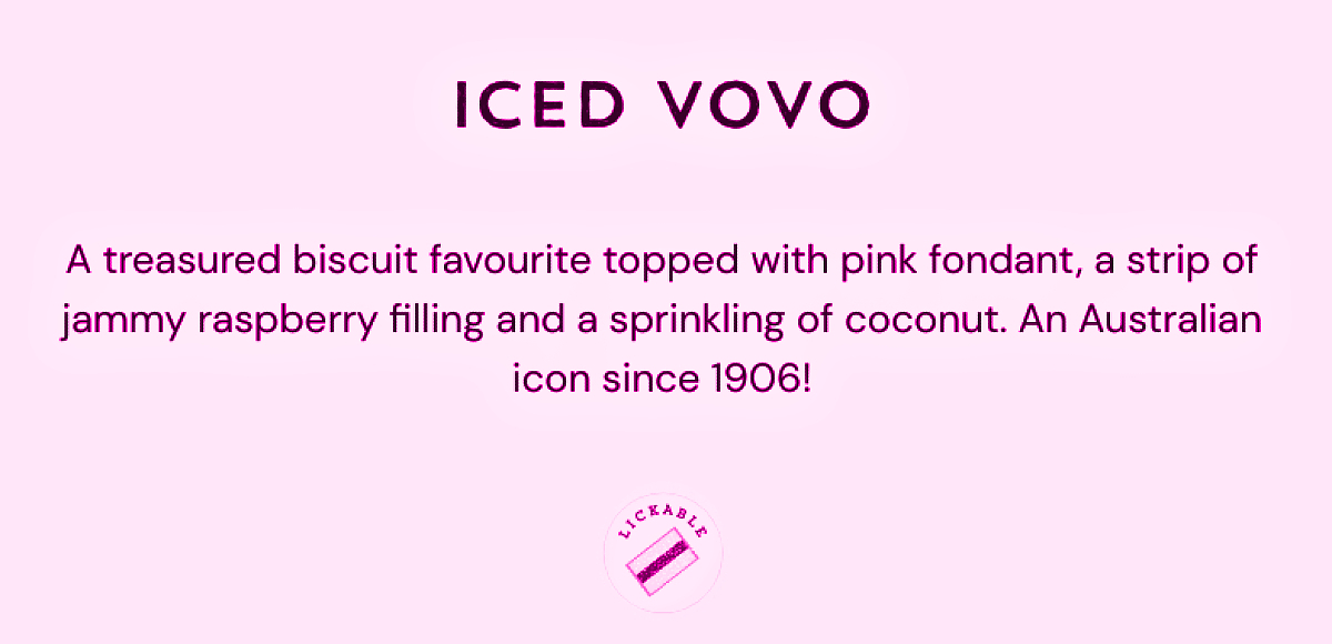 Arnotts Iced VoVo biscuits 4