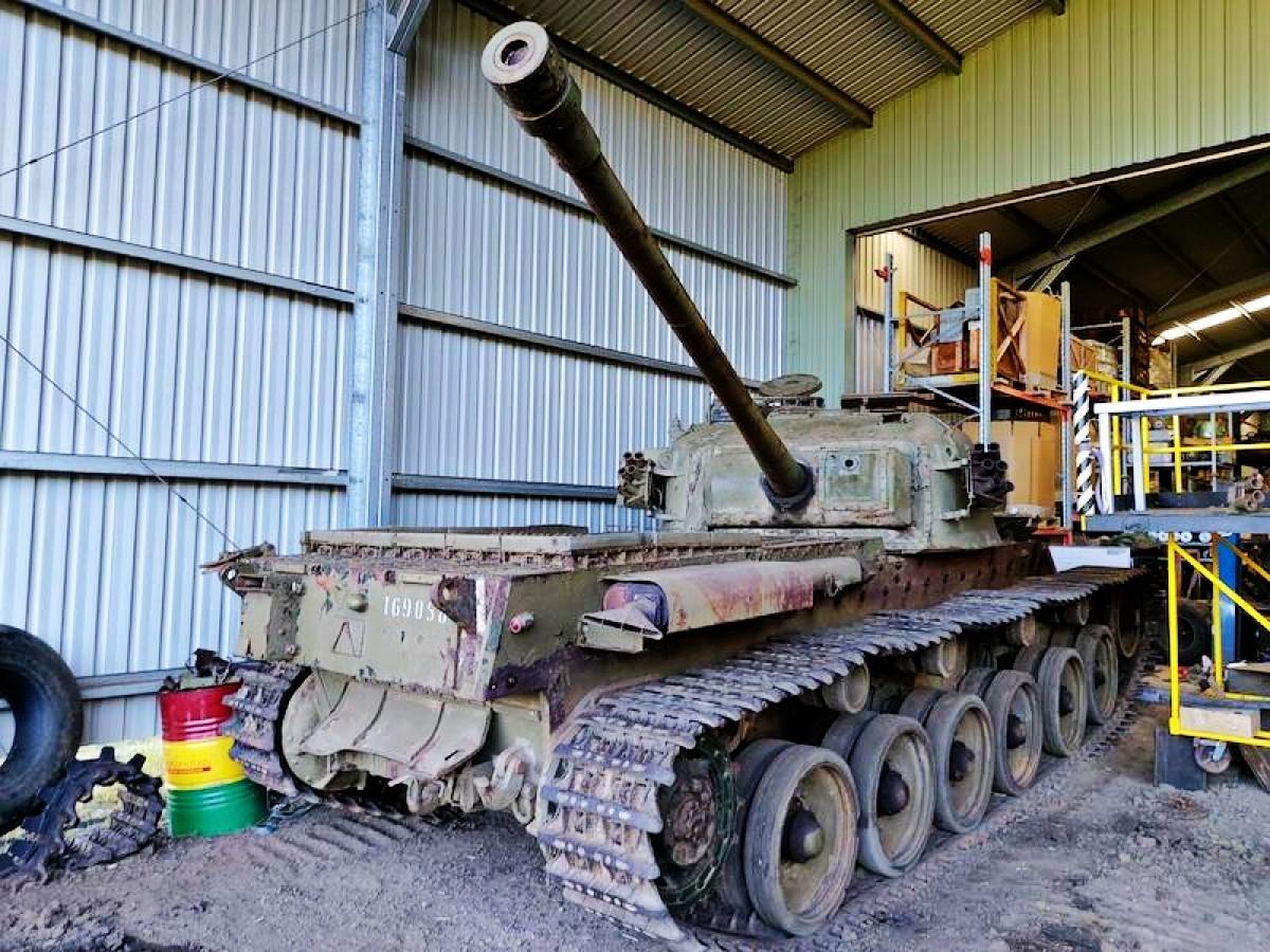Centurion MK 3 Main Battle Tank