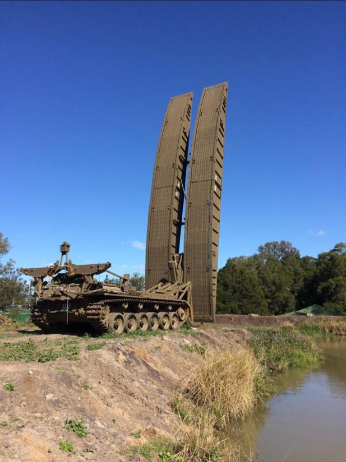 Centurion MK7 Bridgelayer 2