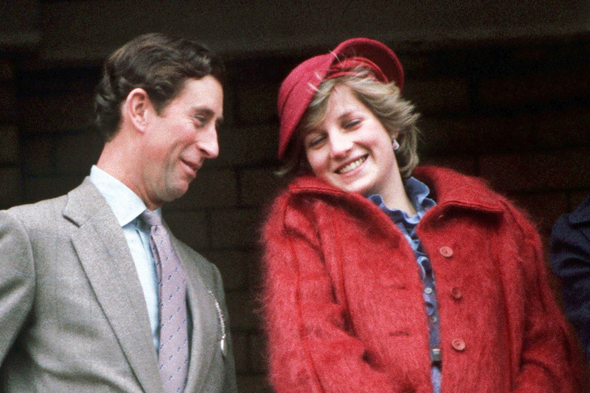 Charles and Diana together