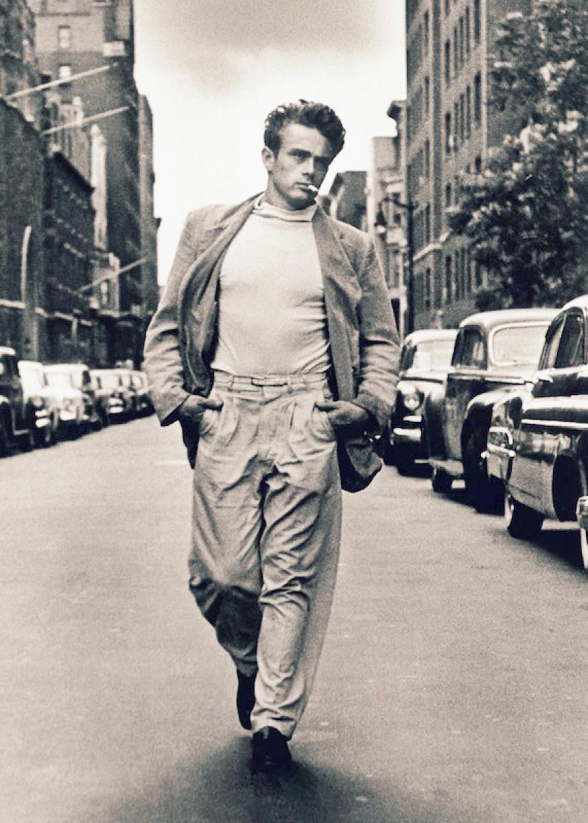 Cool James Dean