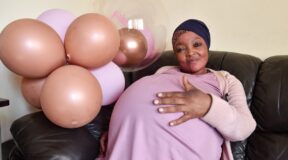Ouch! Woman gives birth to decuplets