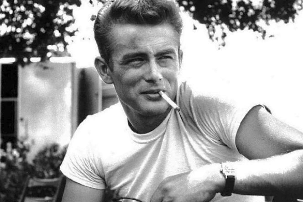 James Dean smoker