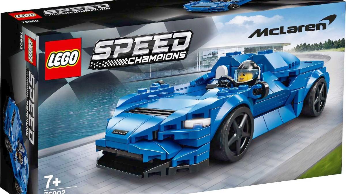 Lego Speed Champions McLaren Elva 1