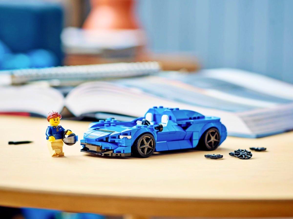 Lego Speed Champions McLaren Elva 10