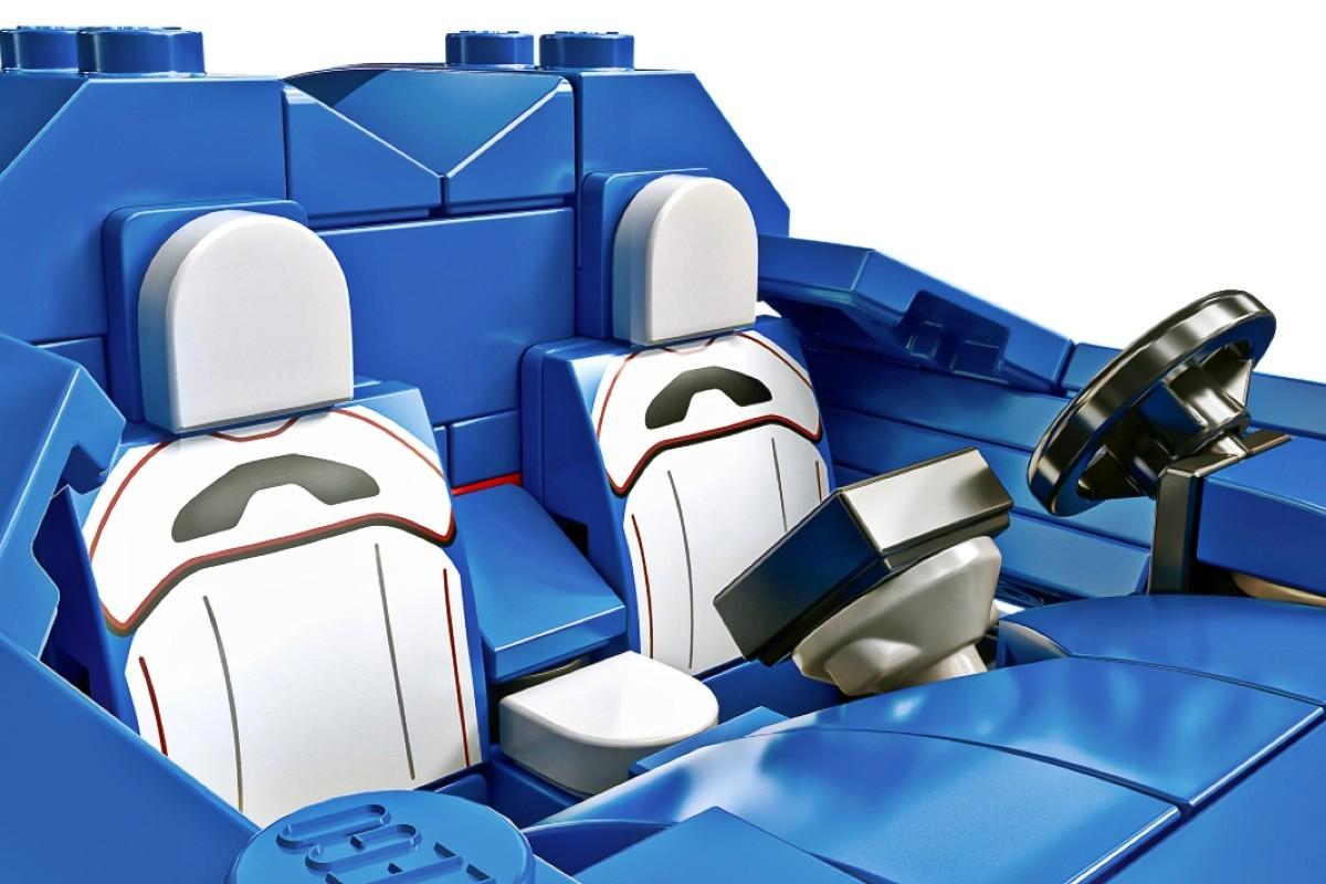 Lego Speed Champions McLaren Elva 12