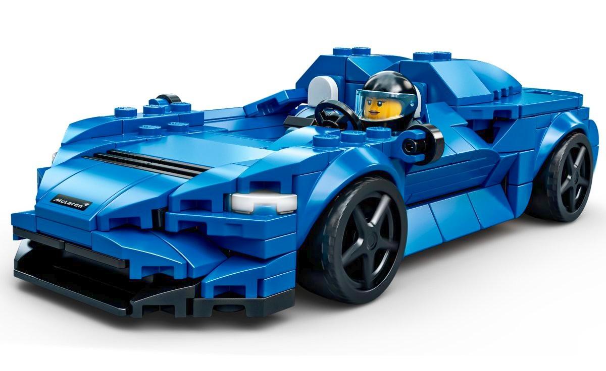 Lego Speed Champions McLaren Elva 5