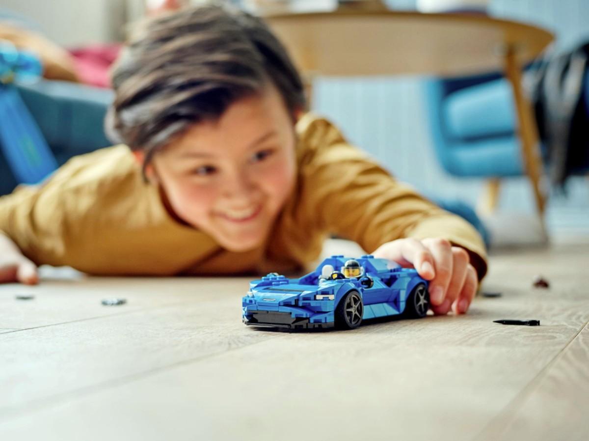 Lego Speed Champions McLaren Elva 9