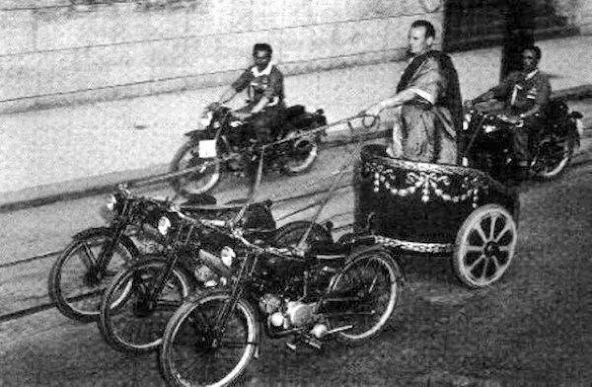 Motorcycle Chariot Racing 5