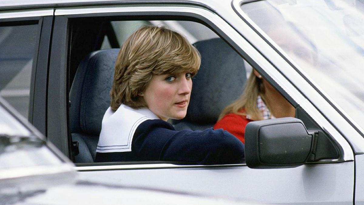 Princess Diana Ford Escort 1