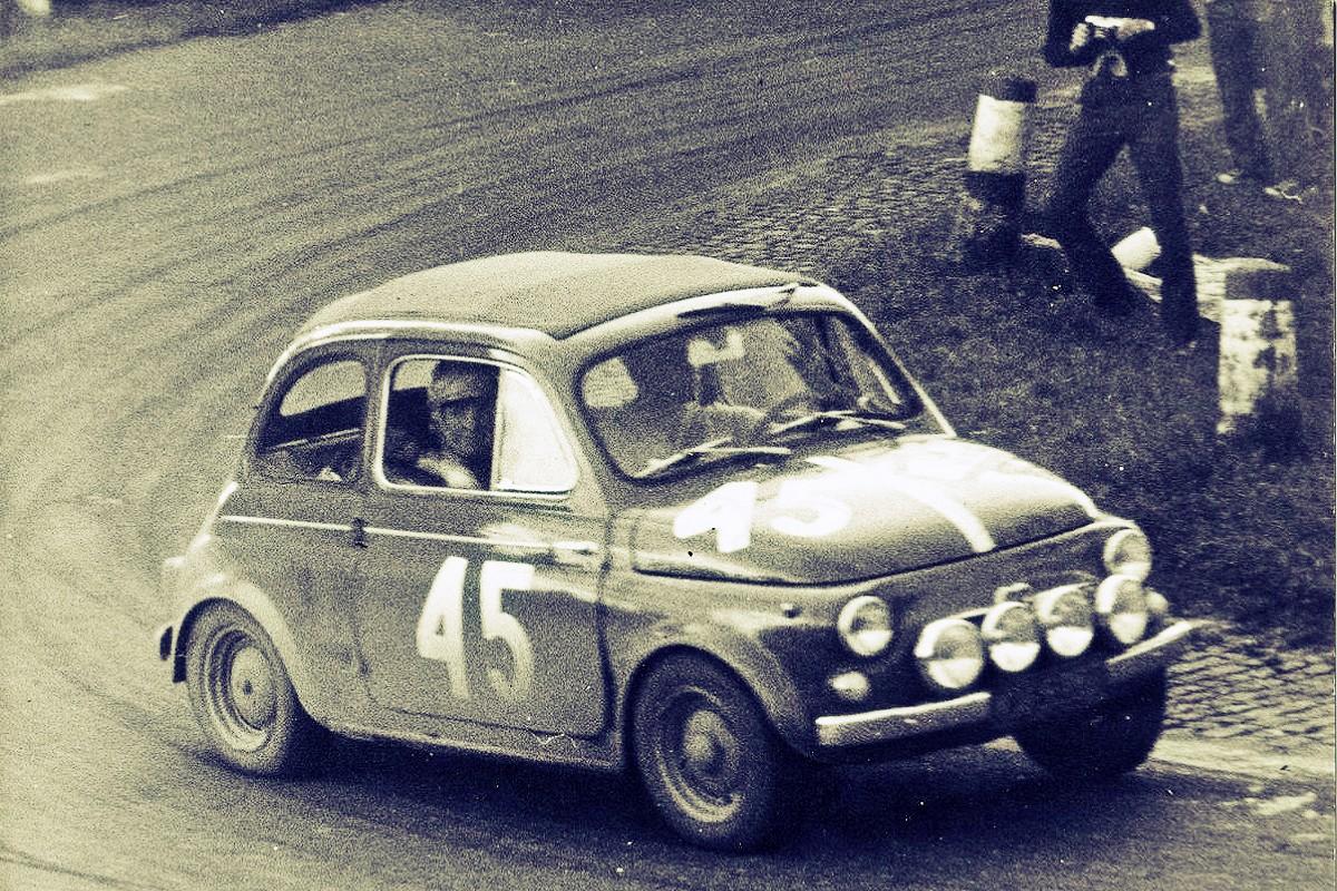 Rally driver Sobieslaw Zasada 3
