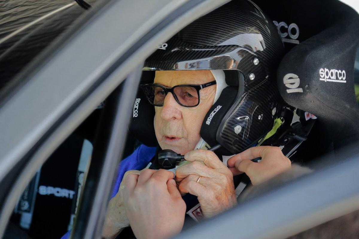 Rally driver Sobieslaw Zasada 8