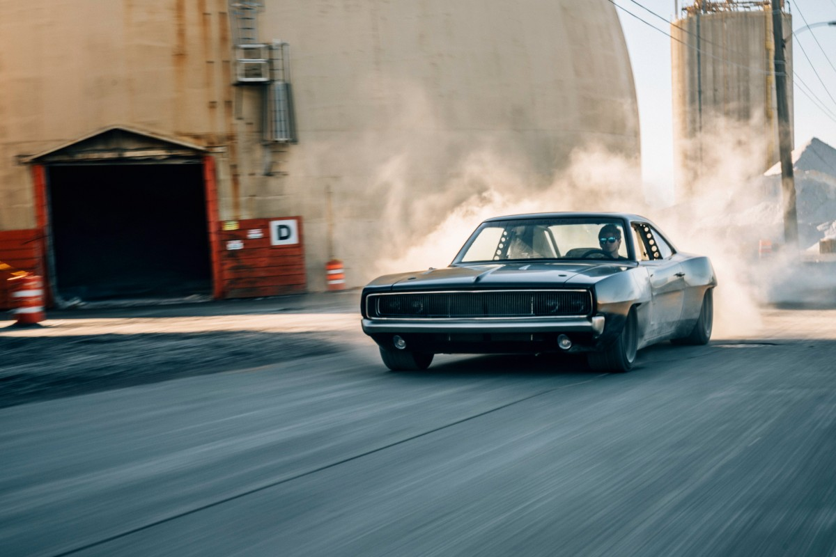 SpeedKore Hellacious Charger 3