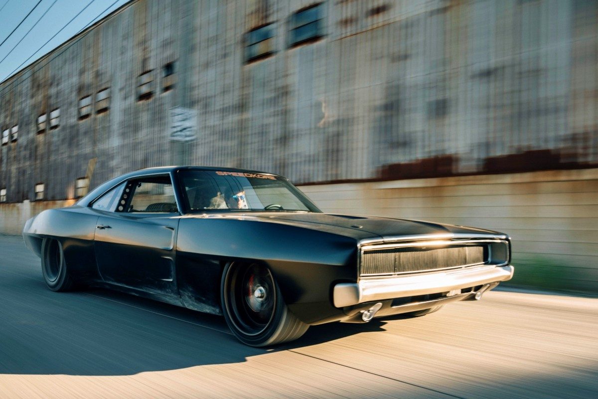 SpeedKore Hellacious Charger 4
