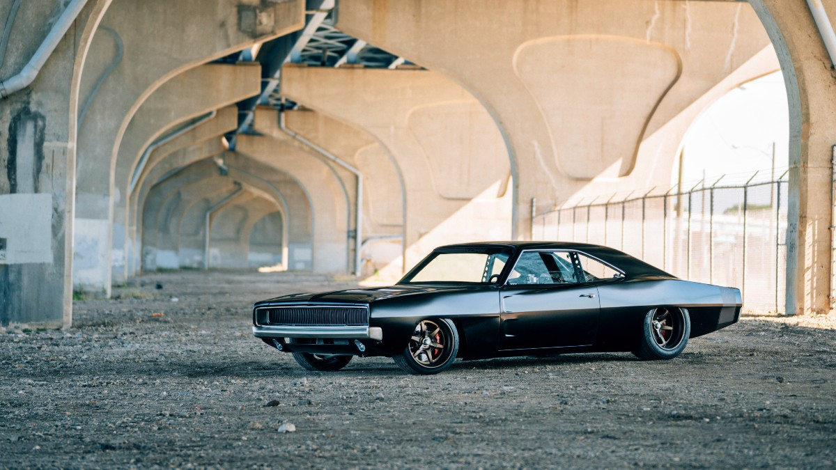 SpeedKore Hellacious Charger 7