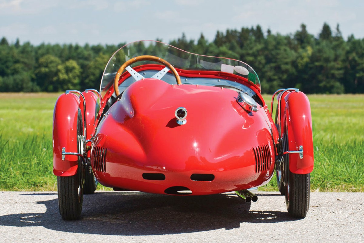 1953 Bandini 750 Sport 3