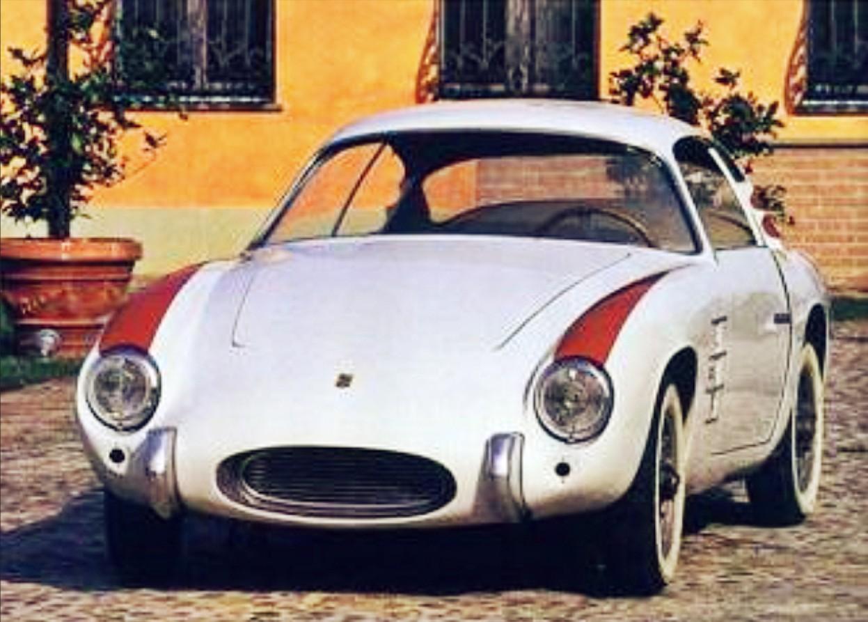 1955 Zagato Bandini 750 GT Veloce Coupe