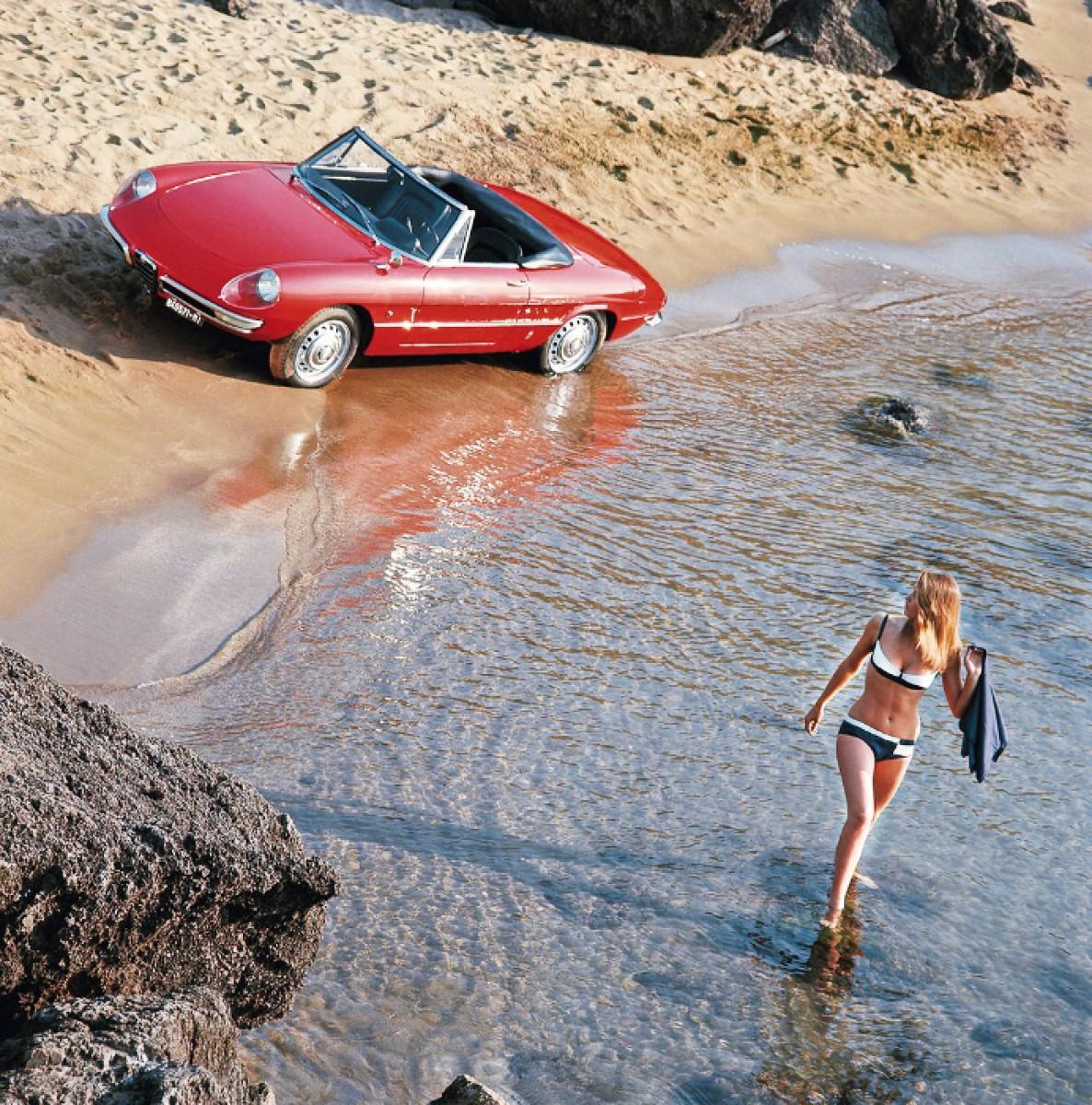 1966 Alfa Romeo 1600 Spider 7