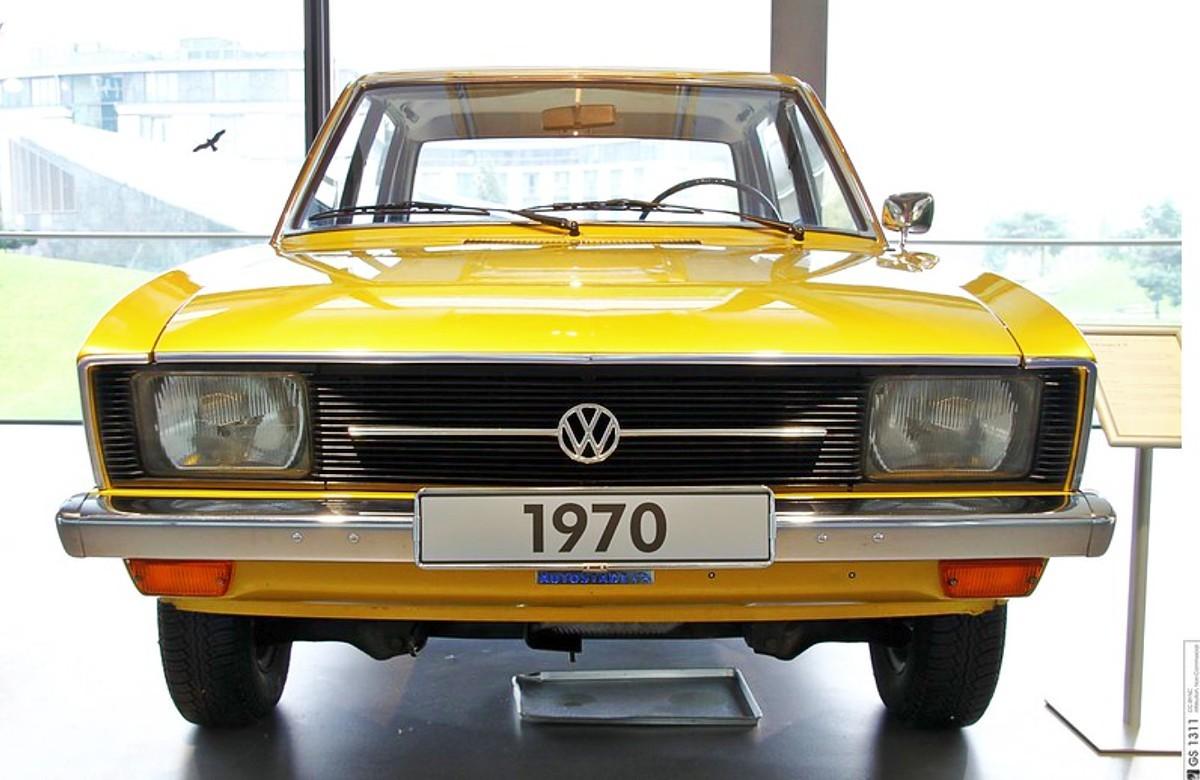 1970 VW K70