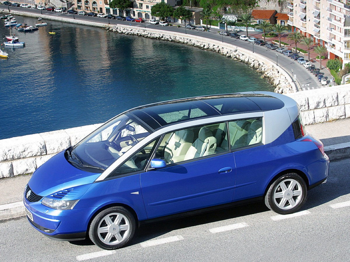 2001 Renault Avantime 2