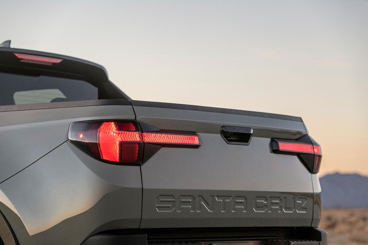 2021 Hyundai Santa Cruz 4