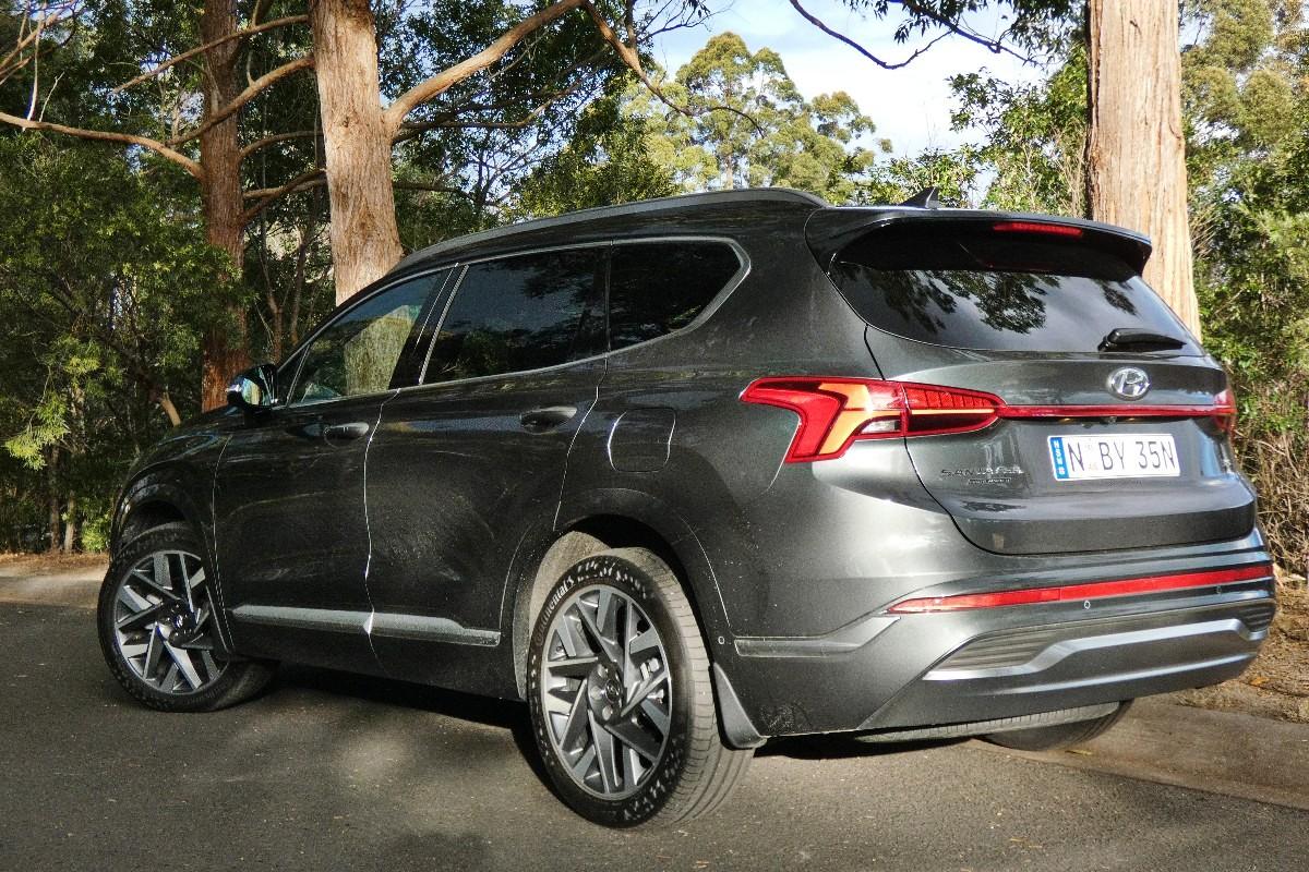 2021 Hyundai Santa Fe Highlander 3.5 3
