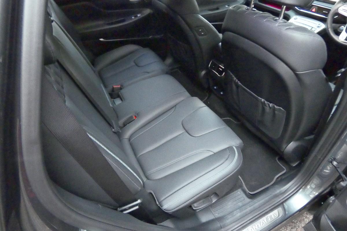 2021 Hyundai Santa Fe Highlander 3.5 5