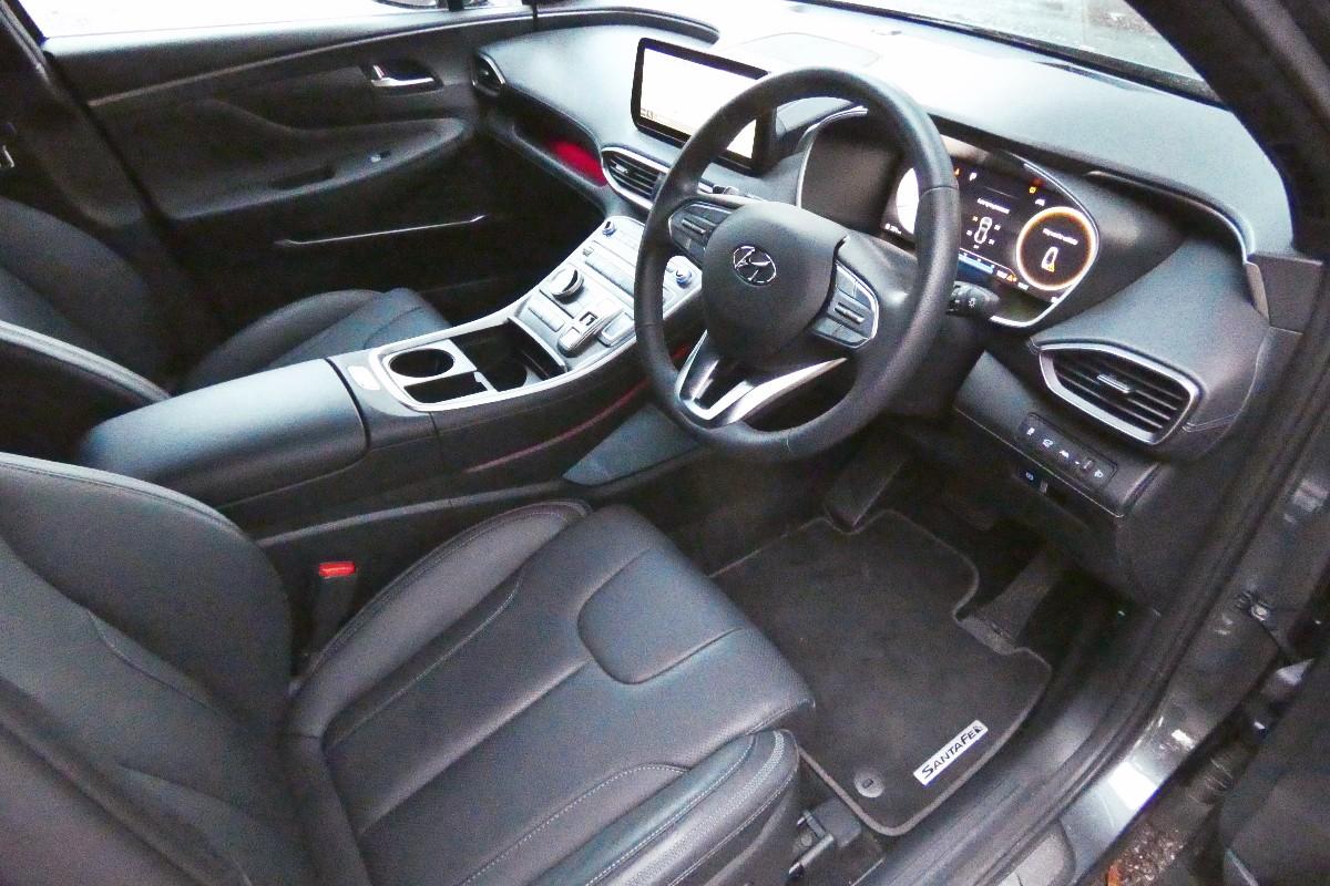 2021 Hyundai Santa Fe Highlander 3.5 7