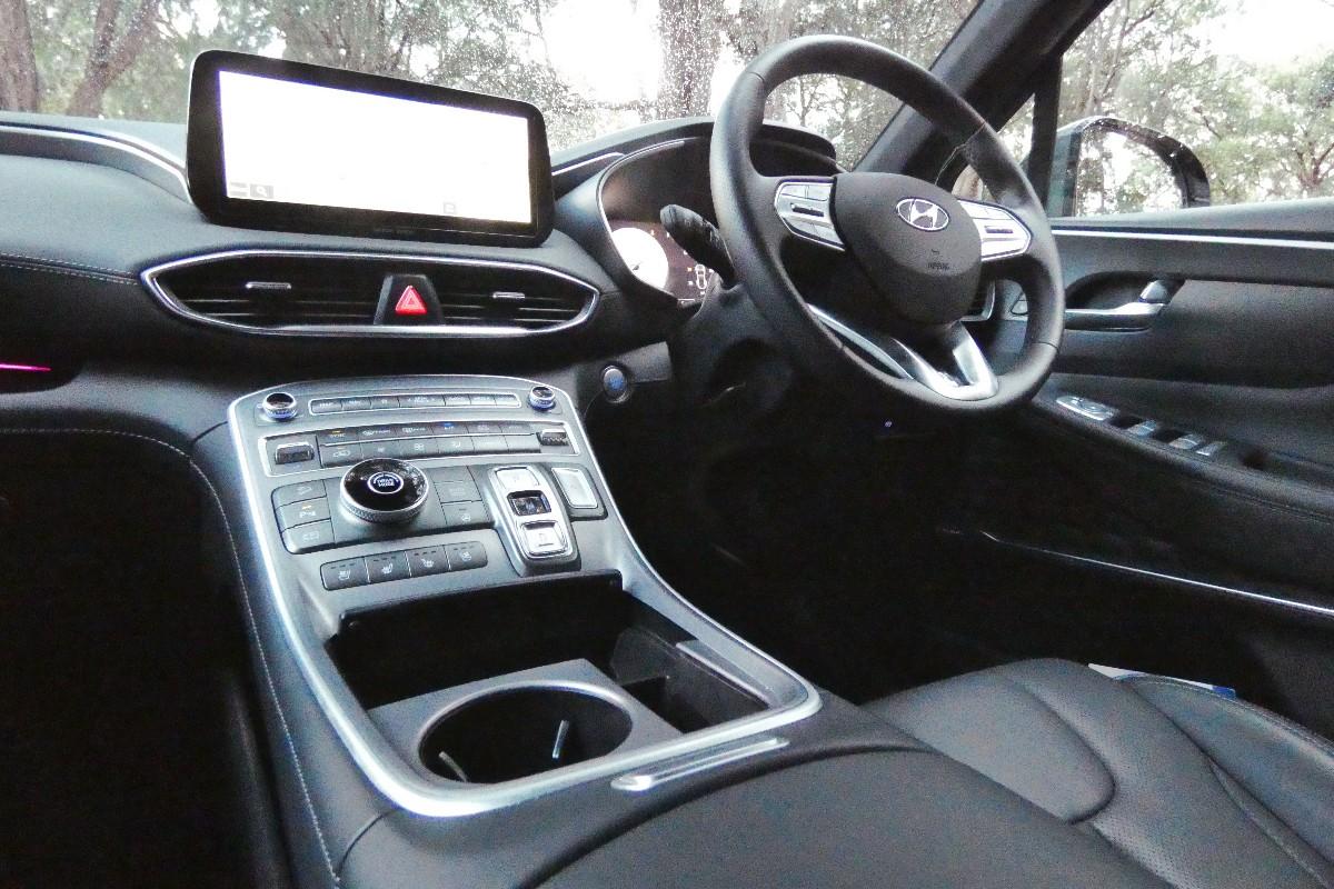 2021 Hyundai Santa Fe Highlander 3.5 8