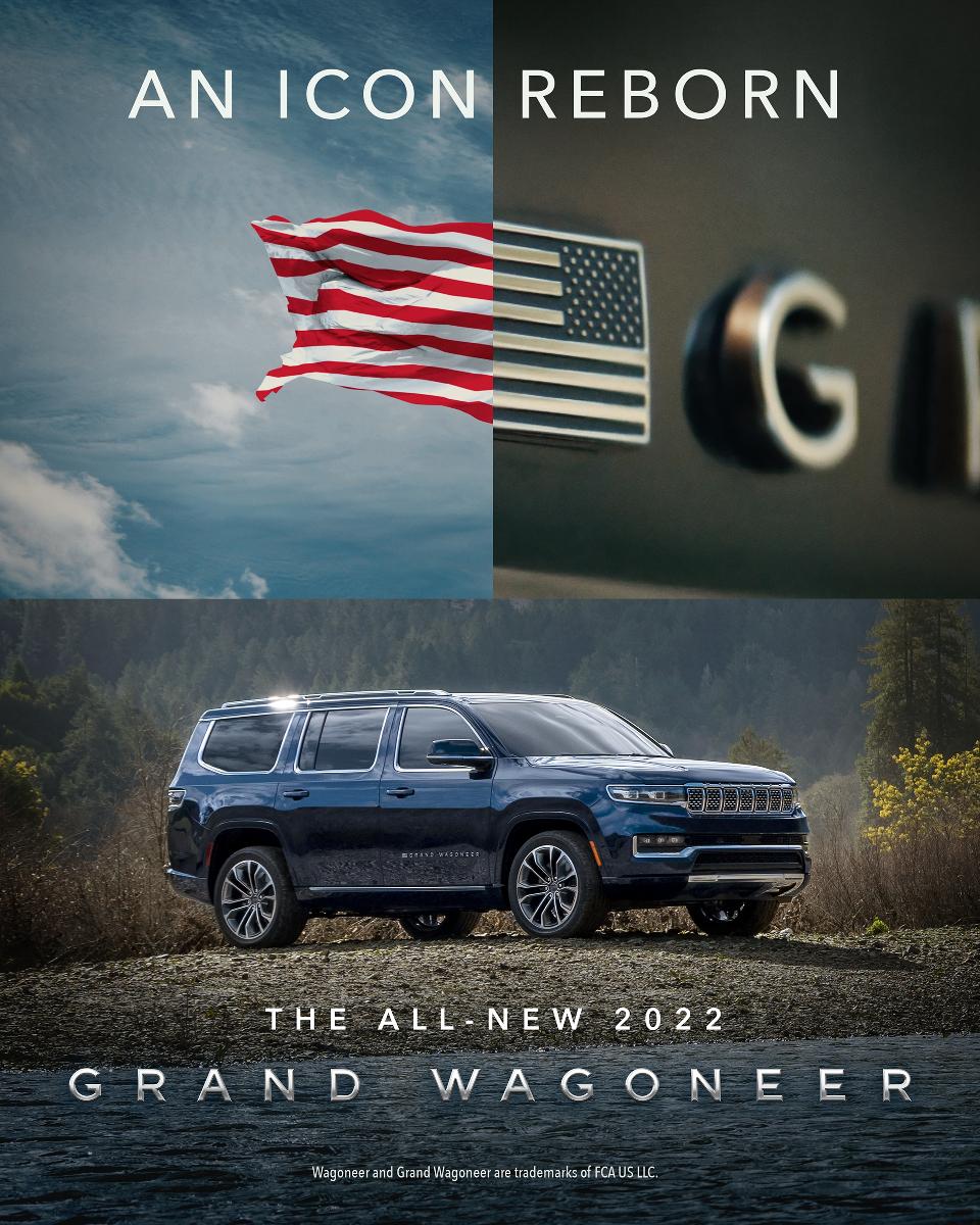 2021 Jeep most patriotic US brand