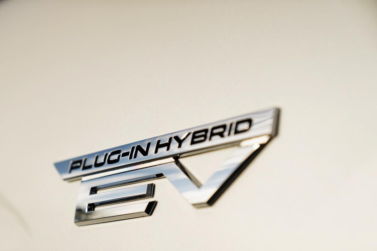 2021 Mitsubishi Eclipse Cross P HEV 3