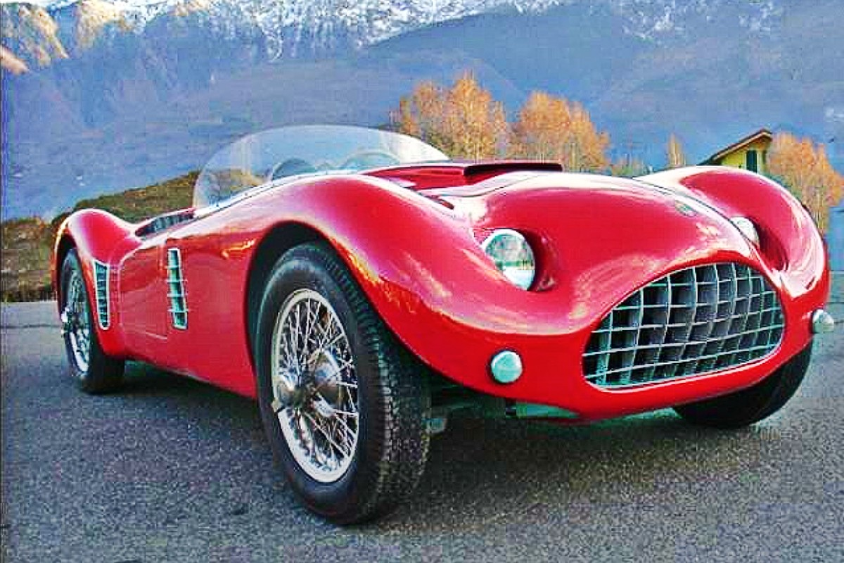 Bandini Maserati 1500