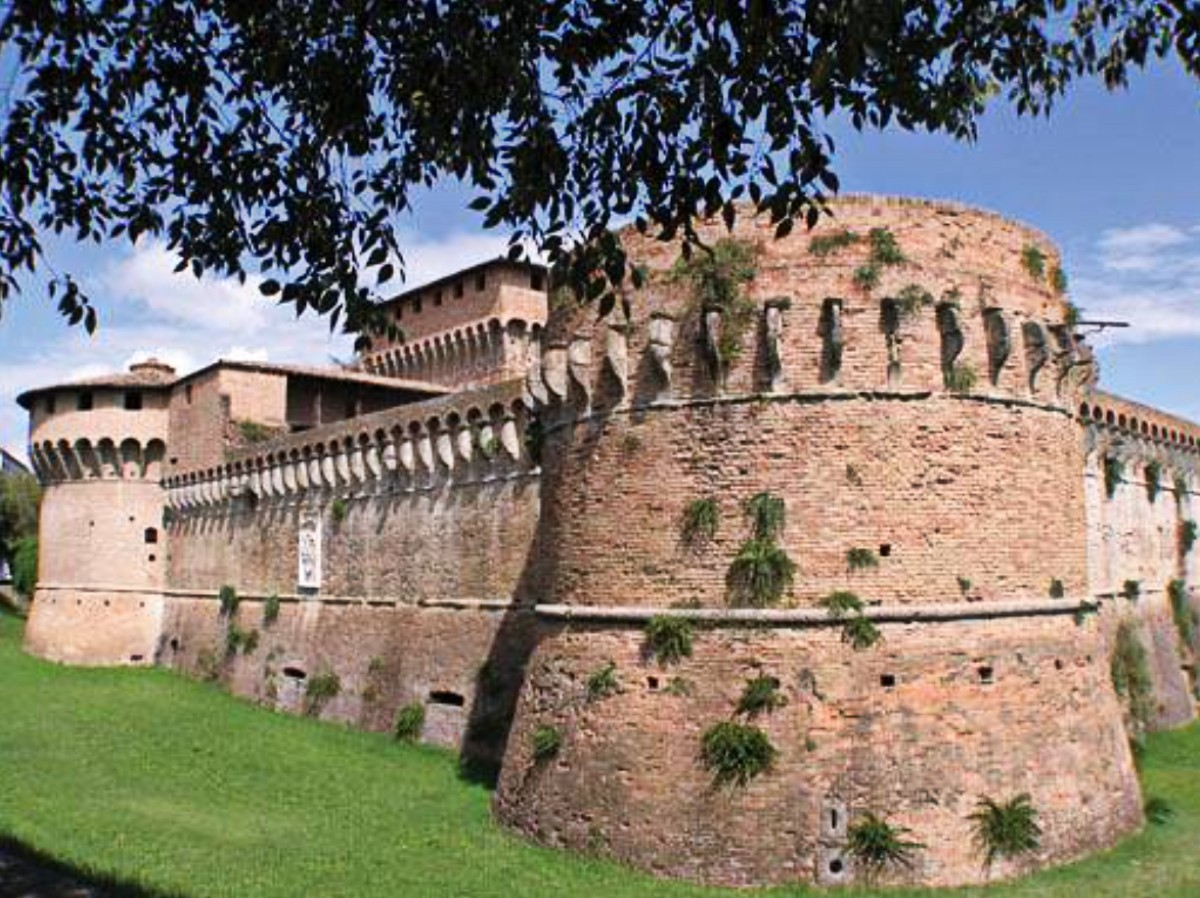 Forli Castle