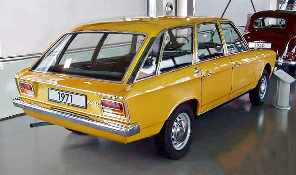 K70 wagon