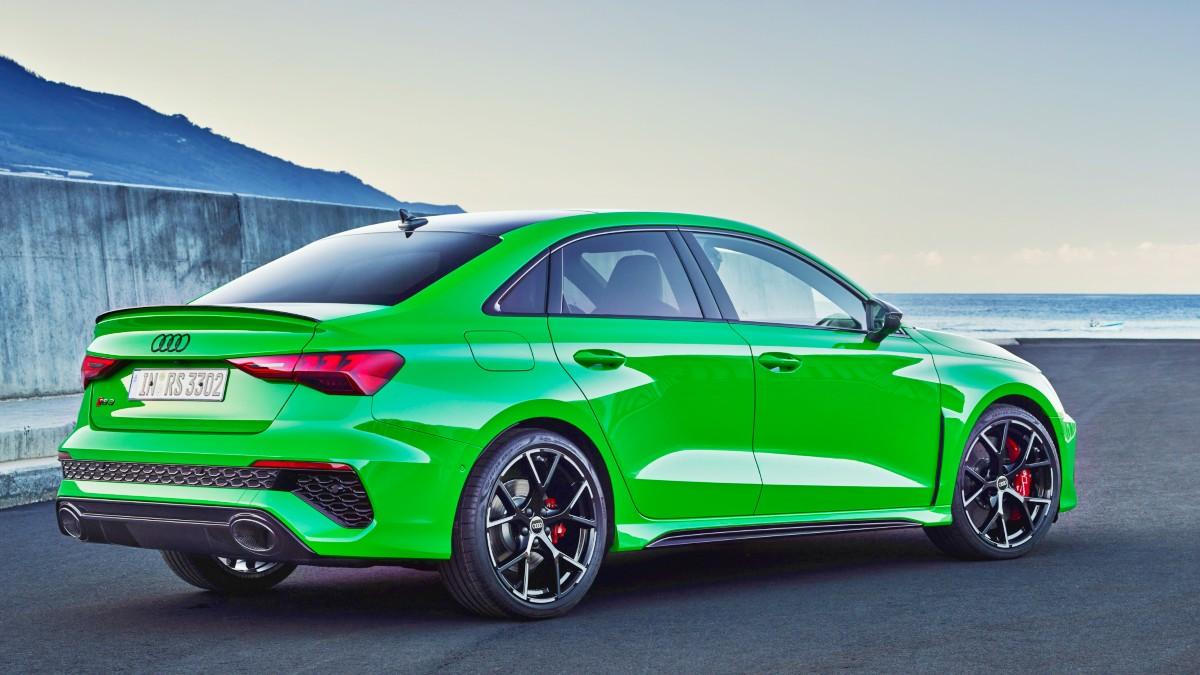 New Audi RS 3 2