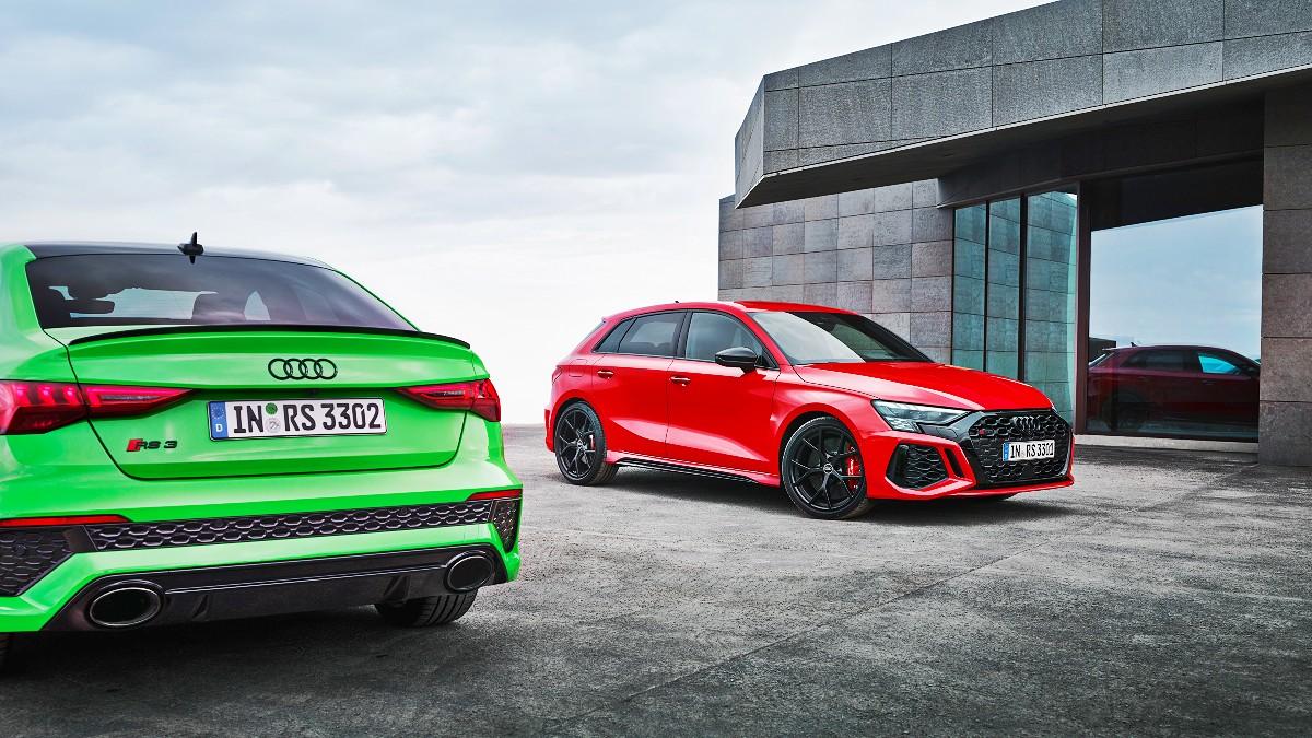 New Audi RS 3 3