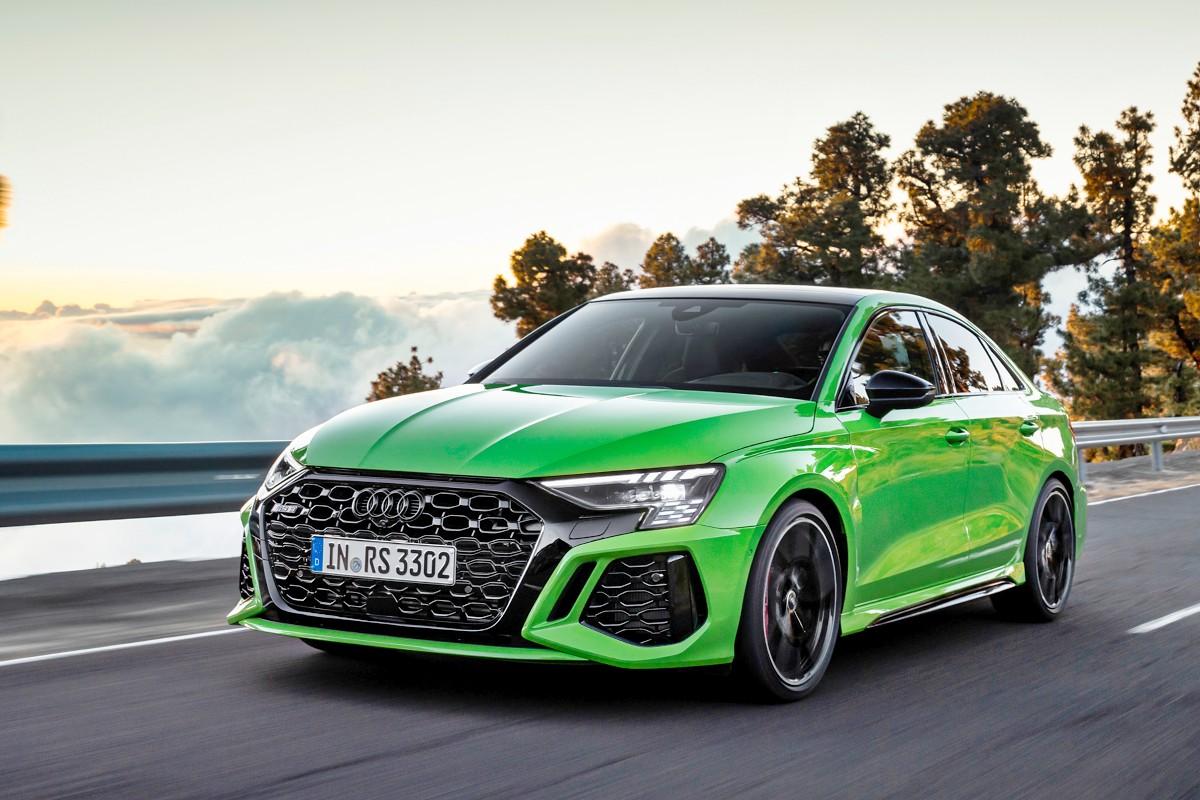 New Audi RS 3 4