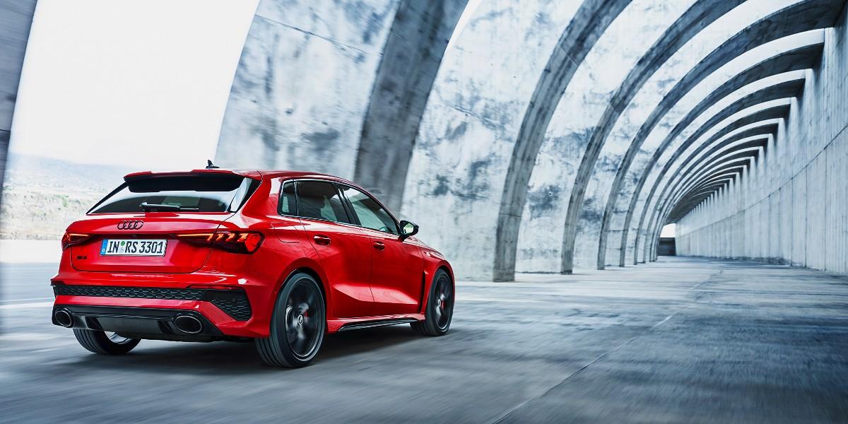 New Audi RS 3 5