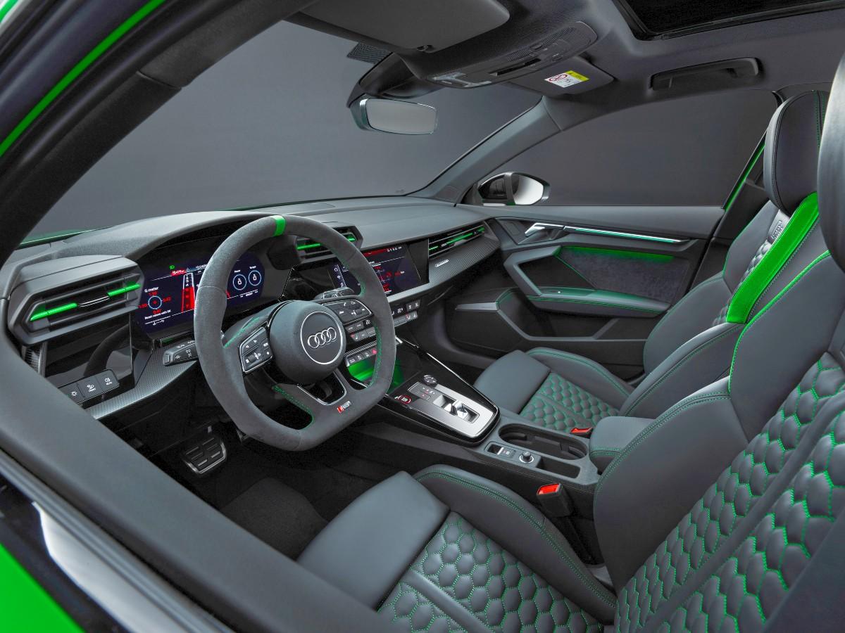 New Audi RS 3 6