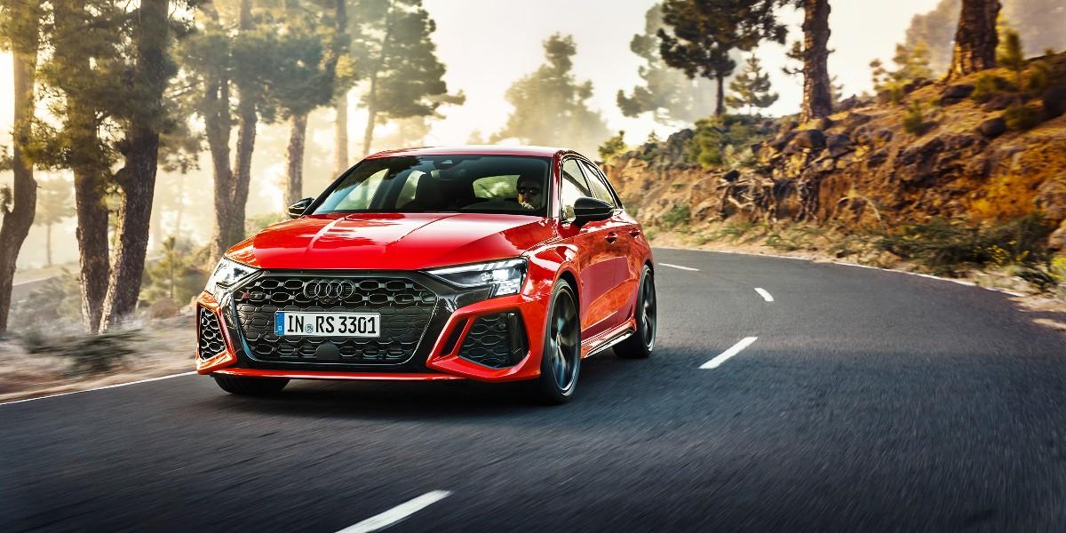 New Audi RS 3 7