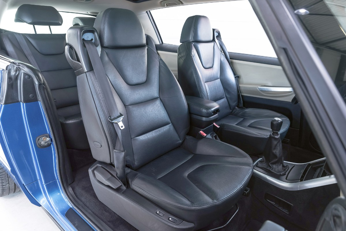 Renault Avantime seats
