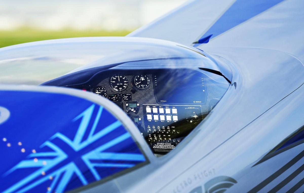 Rolls Royce Spirit of Innovation 10