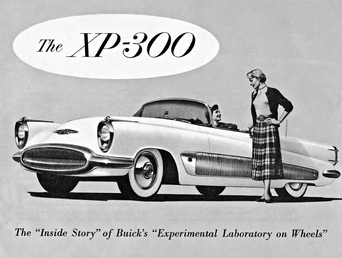 1951 Buick XP300 1