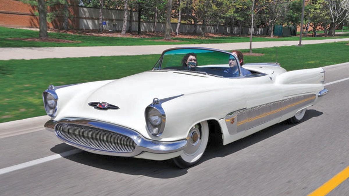 1951 Buick XP300 3